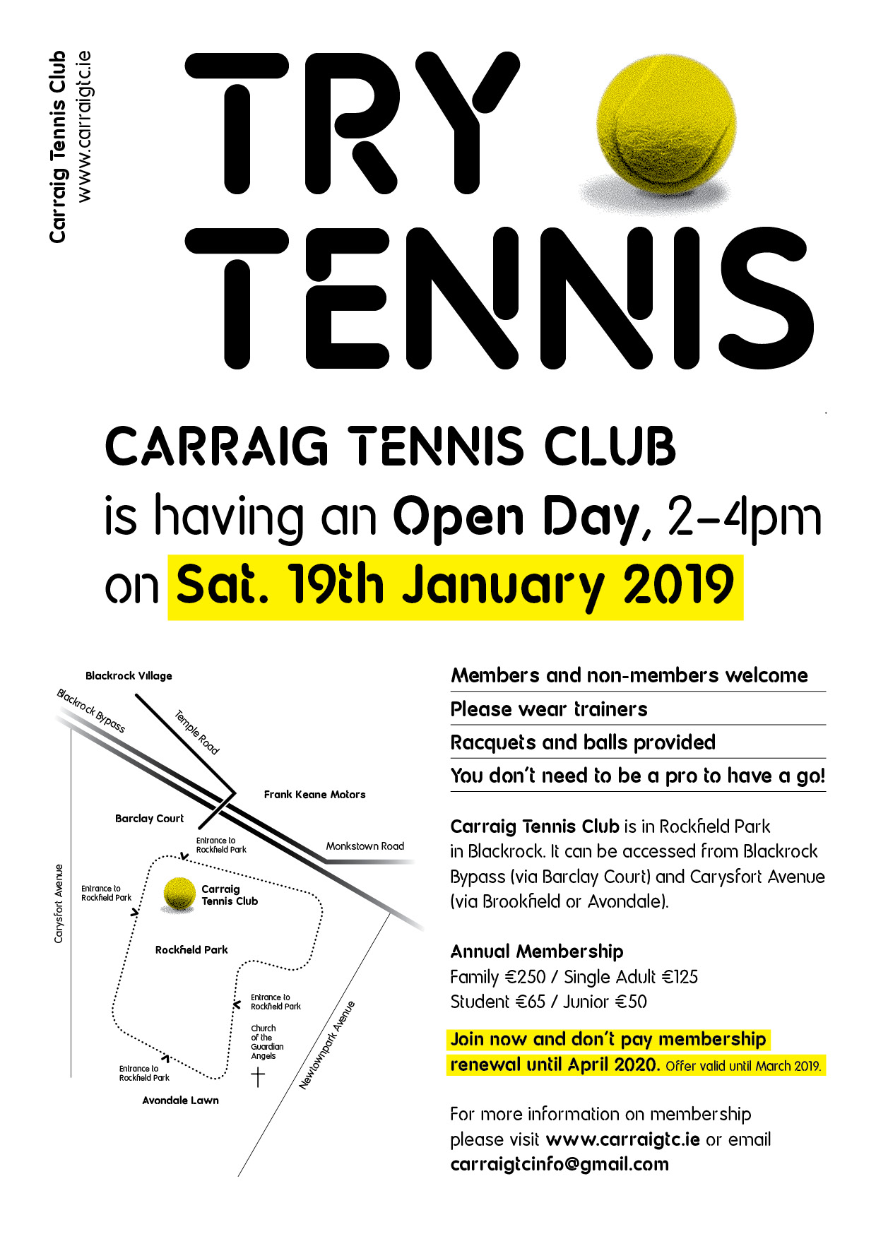 carraigtc_a4flyer_171218